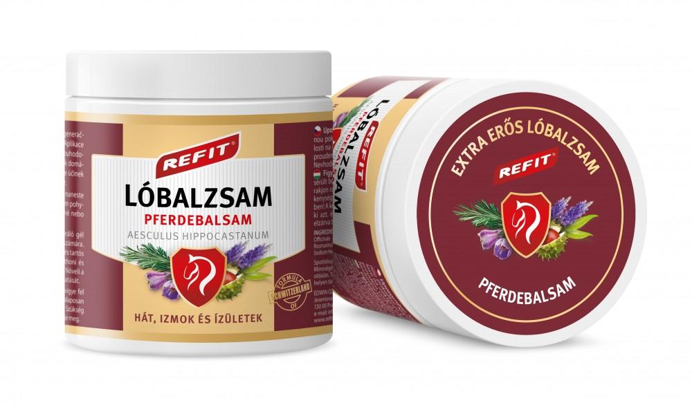 REFIT Lóbalzsam 230 ml (ízületi és izombántalmakra, extra erős hatású)*