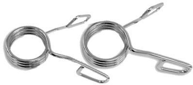 Rögzítőgyűrű 50 mm Átmérőjű Súlyzórúdhoz 1 pár*