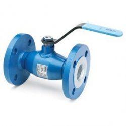 WKC1A karimás szénacél gömbcsap, vízre, DN50 PN40