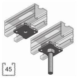 MEFA C45 bilincscsatlakozó STEX GP M8