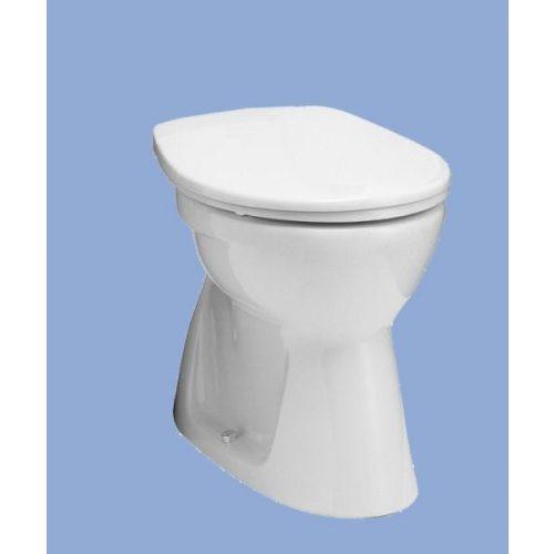 ALFÖLDI Bázis WC laposöblítésű, alsós (új típusú)