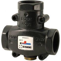 """ESBE VTC511 háromjáratú term. szelep 1"""" 60°C"""