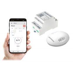 Computherm B300 RF Wi-Fi termosztát vezeték nélküli hőérzékelővel