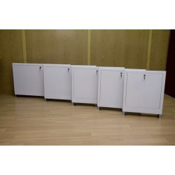 Falon belüli osztószekrény 2-4 kör 435/615-705/110-175
