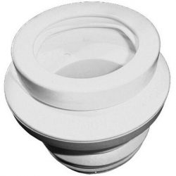 HL200/1 WC-csatlakozó elfordítható excenterrel, többrészes DN110 ajakos tömítéssel