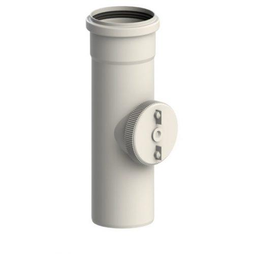 TRICOX PPs ellenörző egyenes idom 80 mm