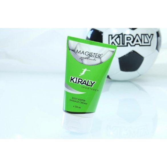 K1RALY Sportkrém 125 ml (Király Gábor válogatott labdarúgó saját sportkréme)