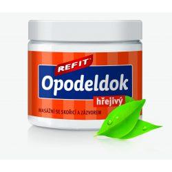 REFIT Opodeldok Melegítő 200 ml (melegítő hatású,
