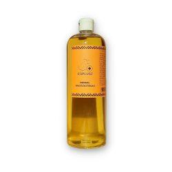 S-PLUSZ Herbal Masszázsolaj Narancsolajjal 1000 ml