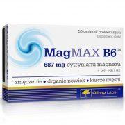 OLIMP MagMAX B6 - 50 tabletta (magnézium)