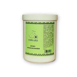 S-PLUSZ Herbal Regeneráló Masszázskrém 1000 ml