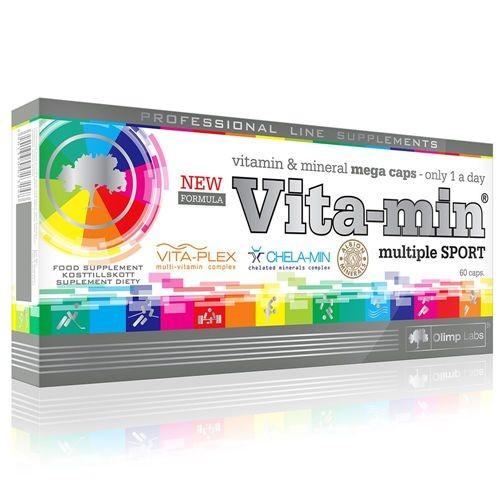 OLIMP Vita-Min Multiple Sport vitamin 60 kapszula