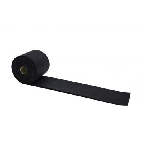 FLOSSBAND Terápiás Gumiszalag 2,13 m x 5 cm 1,5 mm fekete