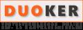 DEUSER Erősítő Gumikötél Hurok kék-közepes (többny