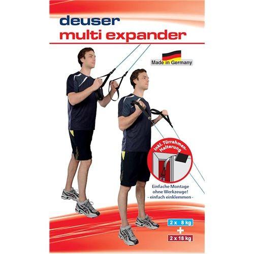 DEUSER Multi Expander Ajtó Horgonnyal Kettő Erőség