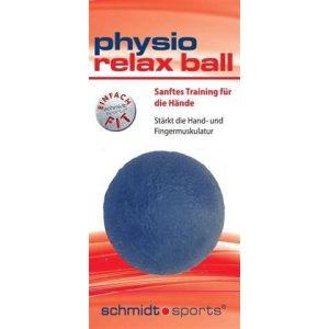 DEUSER Relax Ball Kézerősítő Labda kék-közepes