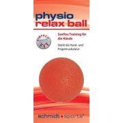 DEUSER Relax Ball Kézerősítő Labda piros-erős (Han