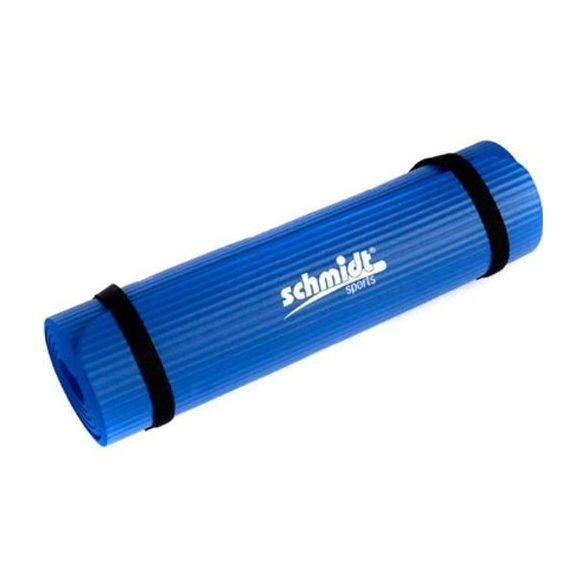 DEUSER Tornaszőnyeg 182x61x1 cm kék (fitness szőny