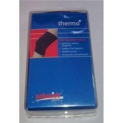 SCHMIDT SPORTS thermo+ Sport Térdszorító fekete S