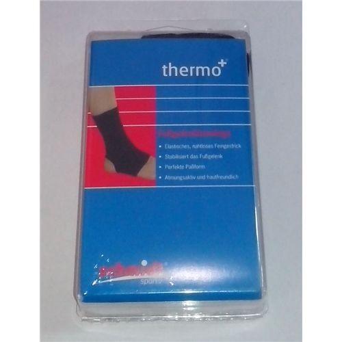 SCHMIDT SPORTS thermo+ Bokaszorító fekete M (bokag