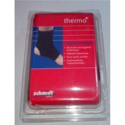 SCHMIDT SPORTS thermo+ Neopren Bokaszorító fekete