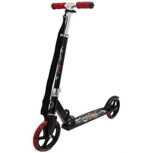 SPARTAN Jumbo I Roller  Fekete-Piros (2307)