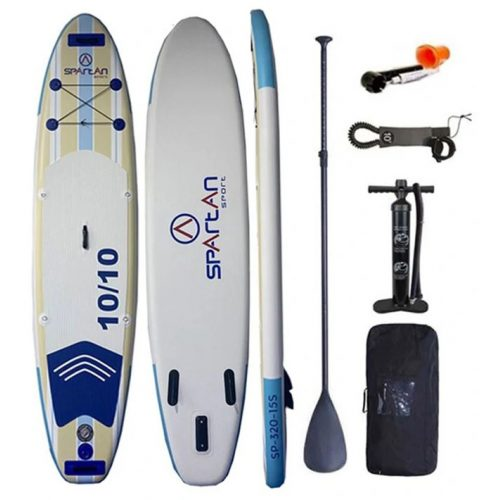 SPARTAN FIRSTOP Felfújható SUP Deszka, SUP Board (Stand Up Paddle Deszka)