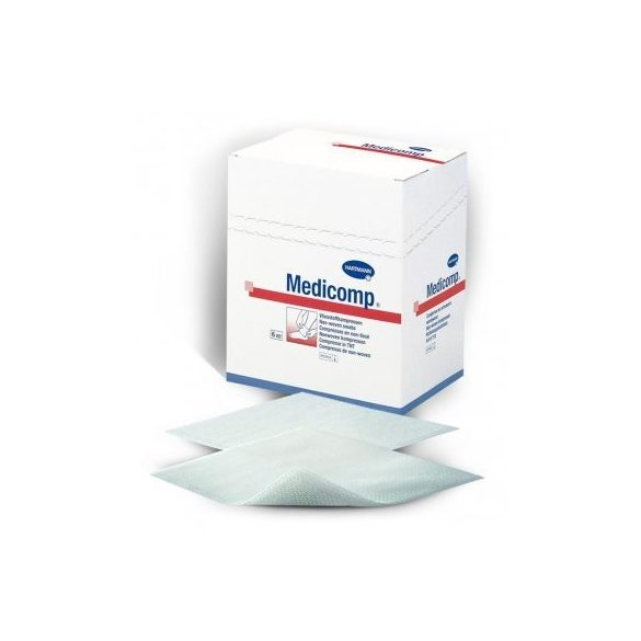 HARTMANN Medicomp, steril, nem szőtt, flísz sebfed