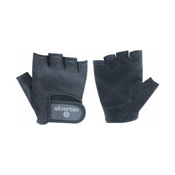 SILVERTON PRO Edző Kesztyű M (fitness kesztyű) (ké