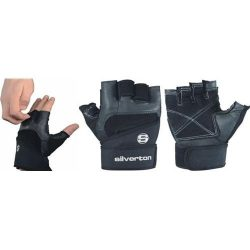 SILVERTON POWER Edzőkesztyű XL (fitness kesztyű) (