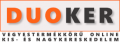 DUVLAN Boxzsák 140 x 40 cm - Piros*
