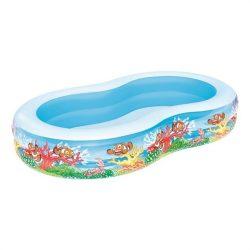 BESTWAY Play Pool Medence 262x157x46 cm*