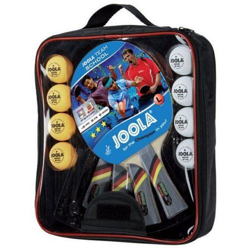 JOOLA Team School Ping Pong Ütő Szett, Asztalitenisz Ütő Szett