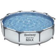 BESTWAY Steel Pool Max 3,05 m Medence Szett