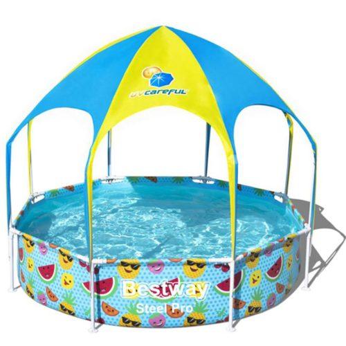 BESTWAY Play Pool Medence 240 cm
