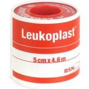 BSN MEDICAL Leukoplast 5 cm x 4,6 m (palásttal, kl
