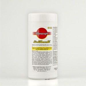 CLARASEPT Fertőtlenítő Hatású Törlőkendő (60 db/doboz)