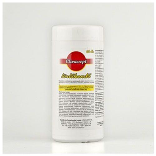 CLARASEPT Fertőtlenítő Hatású Törlőkendő 60 db/dob