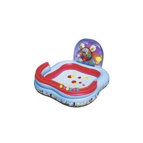 BESTWAY Mickey Play Center 157 cm-s Gyermekmedence