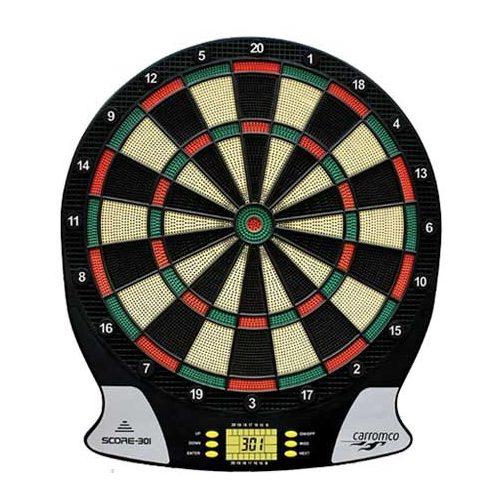 CARROMCO Score 301 Eletromos Darts Tábla, Elektromos Darts Gép