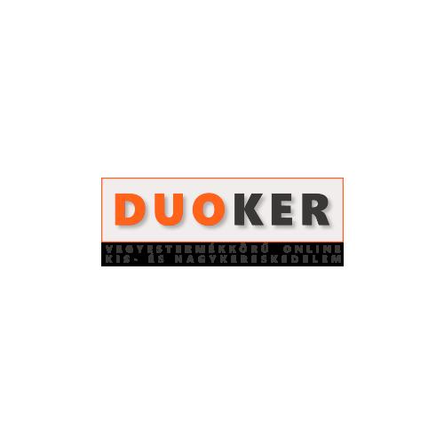 Háromszögkendő (biztosítótű nélkül, fehér