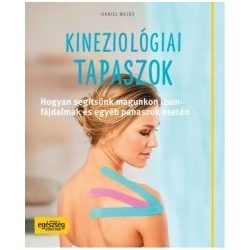 KÖNYV: Daniel Weiss: Kineziológiai tapaszok-Hogyan