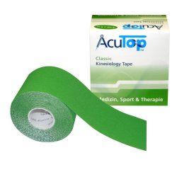 ACUTOP Classic Kineziológiai Tapasz / Szalag 5 cm x 5 m Zöld