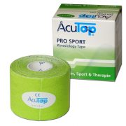ACUTOP Pro Sport Kineziológiai Tapasz / Szalag 5 cm x 5 m Zöld*