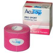 ACUTOP Pro Sport Kineziológiai Szalag / Tapasz 5 cm x 5 m Rózsaszín*