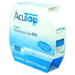 ACUTOP Classic XXL Kineziológiai Szalag / Tapasz 5 cm x 35 m Kék