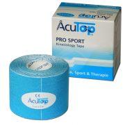 ACUTOP Pro Sport Kineziológiai Szalag / Tapasz 5 cm x 5 m Kék