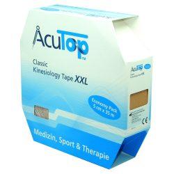 ACUTOP Classic XXL Kineziológiai Szalag / Tapasz 5 cm x 35 m Bézs