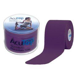 ACUTOP Premium Kineziológiai Szalag / Tapasz 5 cm x 5 m Lila*