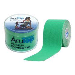 ACUTOP Premium Kineziológiai Tapasz / Szalag 5 cm x 5 m Zöld*